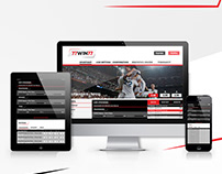 Betting company website and application development