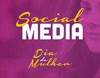 Social Media - Dia da Mulher