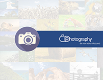 Photography web ui
