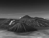 Surrounding The Beauty of Mount Bromo