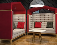 Collaboration Furniture by Frovi UK