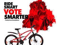 Kross Bikes UP Election Social Media Campaign ( Plan &