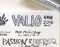 Valio Con 2016 Sketchnotes