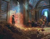 Abandoned Bazaar