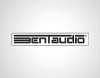 Portfolio identité - Logo, Bent Audio