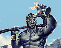 Grog - Critical Role