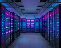 BOXX server room