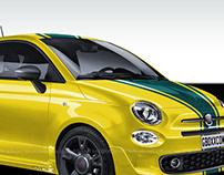 Fiat 500 S 4our Elements