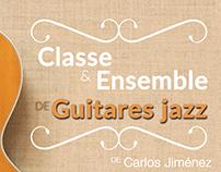 Jazz Guitar Concert Poster