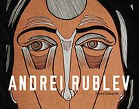 Tarkovsky Movie Posters (Andrei Rublev, Nostalghia)