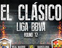 LIGA BBVA SPAIN - El Clásico- Real Madrid V Barcelona