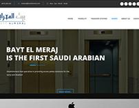BEYT ALMERAJ - Website