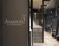 Rest. Aranjuez Logo + Empaque