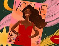 Dia das Mulheres | Ilustração