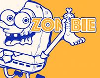 Zombie SPONGE BOB