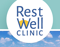 Rest Well Clinic - Identity, Marketing, Website