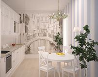 Сlassic kitchen
