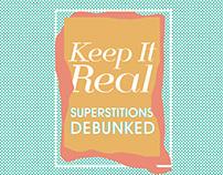 Design // Superstitions Debunked