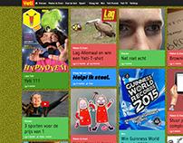 Yeti website
