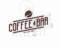 Developing a brand concept for coffee-bar company