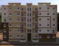 عمارات سكن مصر بالقاهرة الجديدة