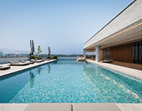Terrace pool | North Tower| Brazil