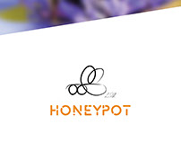 HONEYPOT Concept of a great Honey Packaging.