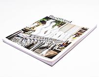 BreWWest - Book Design