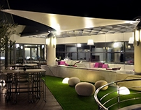 GSK roof garden