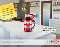 Mother's Day / Bosch / Print Ad