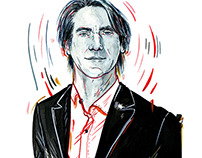 Harvard Business Review Portraits