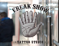 Freak Show Tattoo