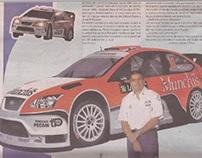 Luis Perez Companc: Munchi's Ford World Rally Team