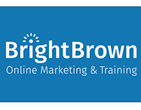993_VisCom | Redesign Logo Bright Brown