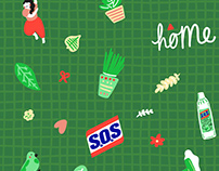 S.O.S Sereh Hampers