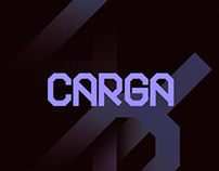 Carga – Typeface by Superfried