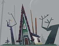Postsoviet Witch House