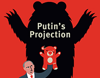 Putin's projection
