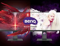 Tre progetti per BenQ Europe