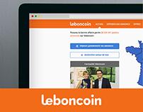 Leboncoin - Motion Design