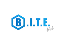B.I.T.E. Hub Financial Logo, CRM & Mobile App