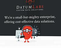 DatumLabs Website Design