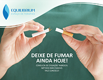 Flyer Promocional + Foto | Equilibrium