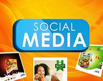 Social Media Marketing- DFL importers