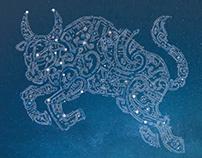 Zodiac, 12 csillagkép