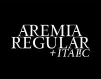 Aremia Typeface Update