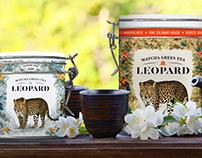 Leopard   Matcha Green Tea