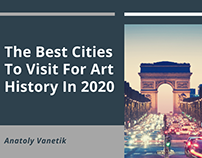 The Best Cities For Art History In 2020