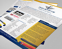 Mid-State Aerospace Marketing Collateral