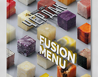 Fusion & Bar Menu